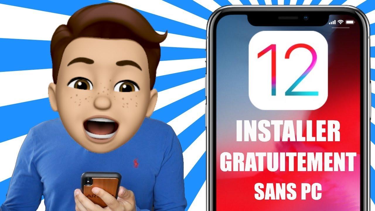 12.0.1 A TÉLÉCHARGER GRATUITEMENT JOUR IOS MISE