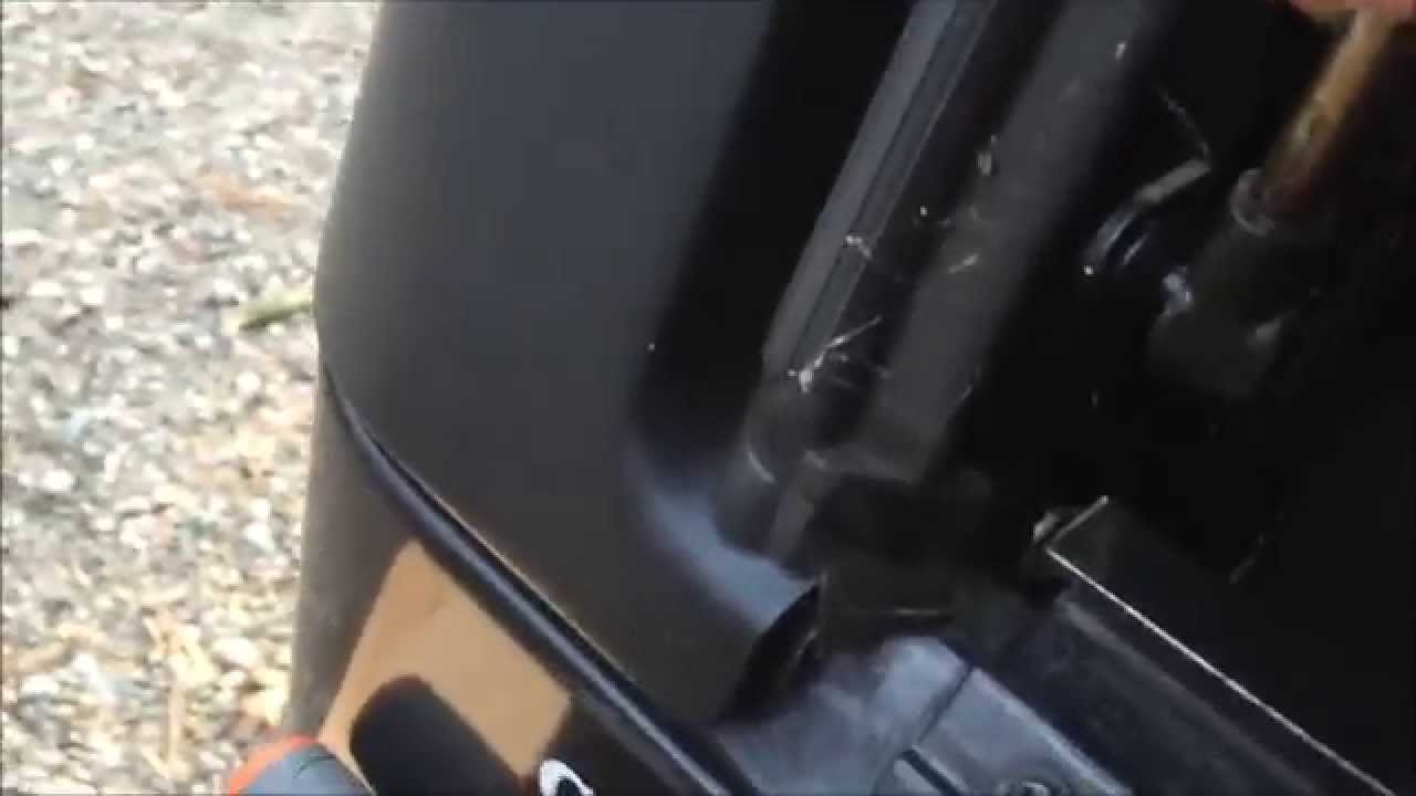 Jeep Wrangler TJ Hard Top rear glass shock replacement