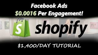 How to Get Cheap Facebook Ads in 24 Hours! | $0.0016 Per Engagement