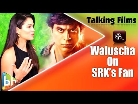 One Doesn't Say No To A Shah Rukh Khan Film Says Waluscha De Souza