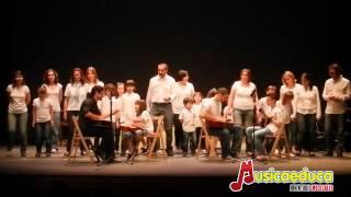 Guitarsión de Percubón - Festival Musicaeduca 2013