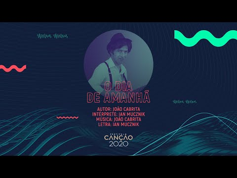 Ian Mucznik - O Dia de Amanhã (Lyric Video) | Festival da Canção 2020