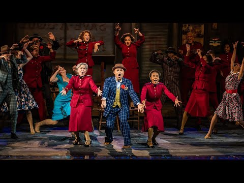 Guys And Dolls The Muny