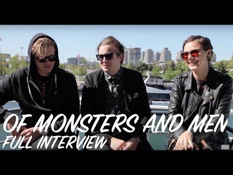 Of Monsters & Men Interview