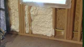 ThermoSeal Spray Foam Insulation by Spray Foam Polymers (30s)