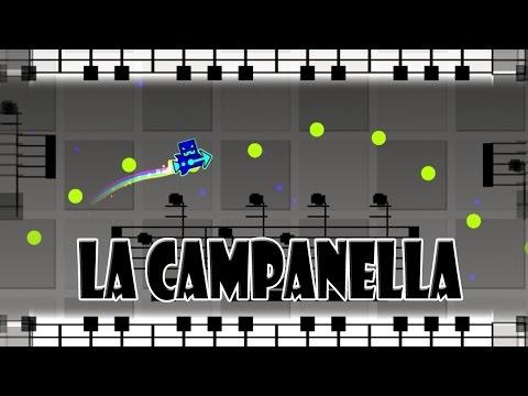 Geometry Dash [1.9] - La Campanella by FunnyGame