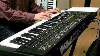 前回に続き、池田綾子さんの空の欠片(電脳コイルエンディング)の演奏です。 今回は、1コーラス通しての伴奏と、それに必要な音源の作製...