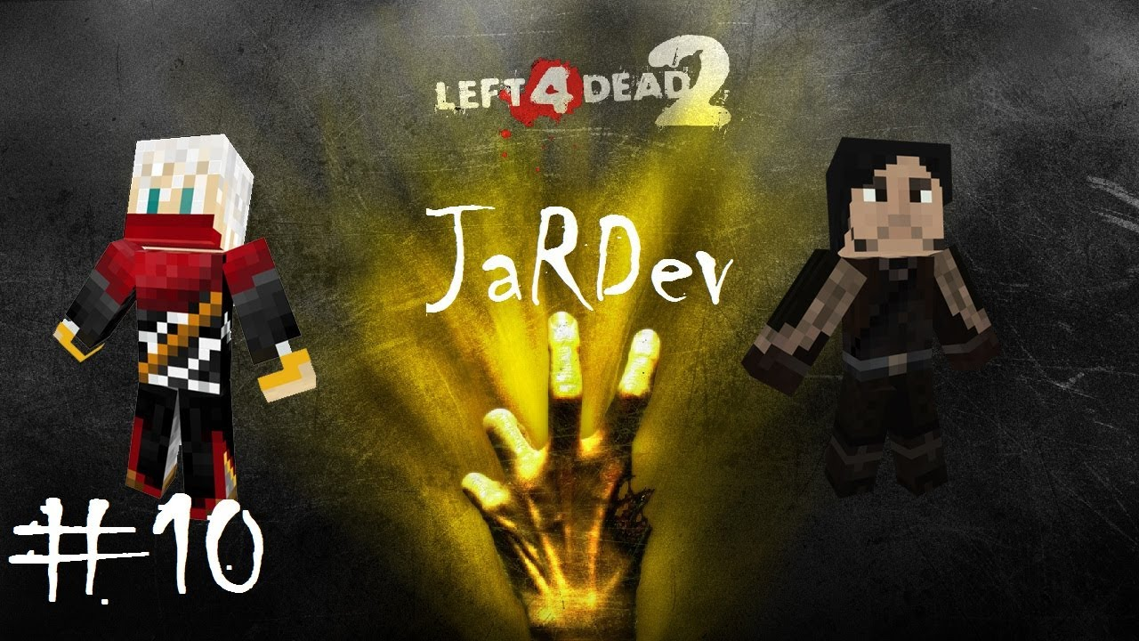 Left 4 Dead 2 Episode 10 We Suck Slightly Less Youtube