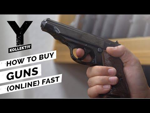 Kriege Ich 'ne Waffe In Drei Tagen? Illegale Waffen In Deutschland