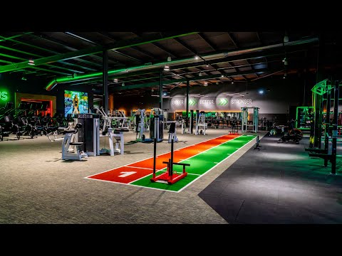 JD Gyms Newcastle - Opening Day