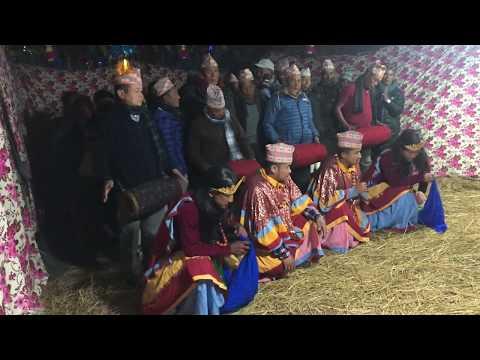 Gurung Krishna Charitra- Part 5(Lamagaun-Simpani,Lamjung)