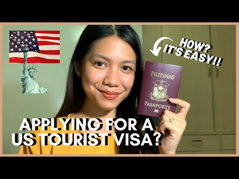 How To Apply For A US Tourist Visa In The Philippines (for Filipinos)
