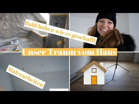 TRAUM VOM HAUS #26 | Haustour | Baustellenupdate | Silja