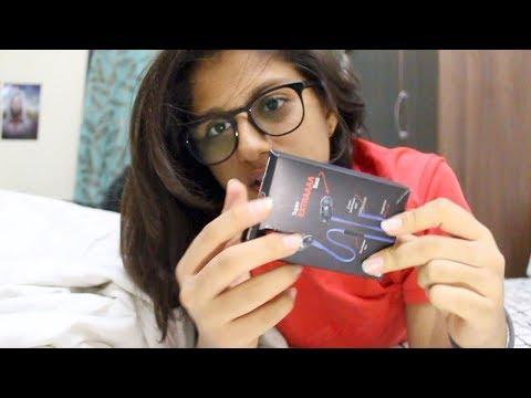 BEST EARPHONES UNDER ₹550 SUPER BASS | TECHNICAL MALLIKA & MOST CLUELESS VIDEO EVER | Mallika Vlogs
