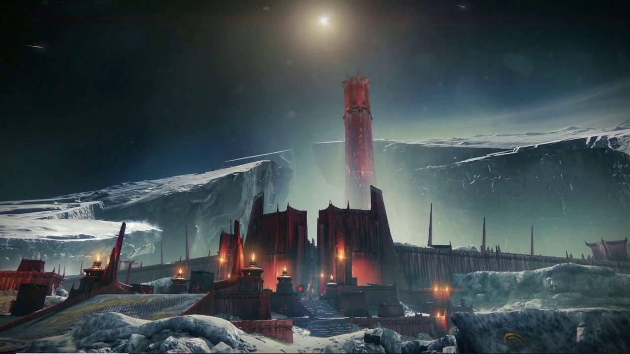 Shadowkeep - Destiny 2 [Wallpaper