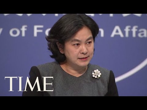 China Demands The U.S. Drop Extradition Efforts For Huawei Executive Meng Wanzhou | TIME
