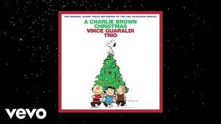 Vince Guaraldi Trio - Thanksgiving Theme (Audio)