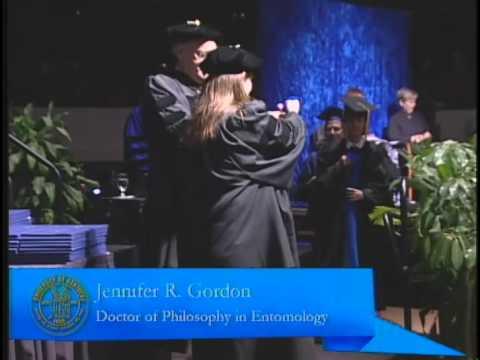 UK December Graduate & Professional Commencement (2014)