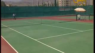 بطولة رئيس الجمهورية للتنس في صنعاء - اليمن(1)ـ