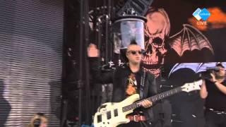 [HD] Avenged Sevenfold - Critical Acclaim [Live] [Pinkpop 2014]