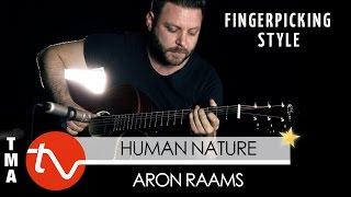 Human Nature Michael Jackson Aron Raams Fingerpicking Guitar Mayson Ms3 O.mp3