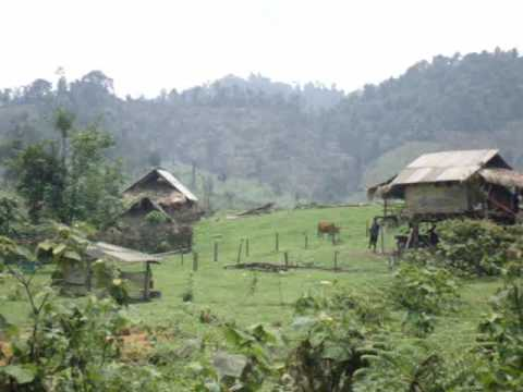 Expedition to minorities in north central Vietnam