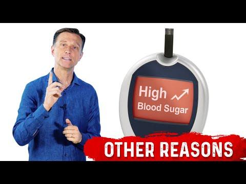 Hidden Reasons for High Blood Sugar