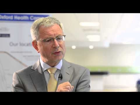 Prof. Alastair Buchan - The Oxford Academic Health Science Centre