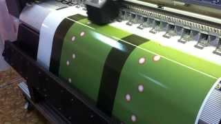 XENONS X3A 6704SE(Широкоформатная сольвентная печать на оборудовании XENONS X3A 6704SE. Продажа оборудования. Есть в наличии., 2014-01-10T14:17:13.000Z)