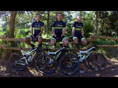Team Cannondale Blend - Tokai Forest