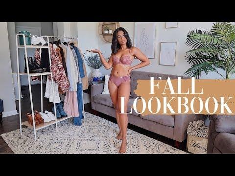 FALL OUTFIT IDEAS  | Autumn Fashion Lookbook 2019