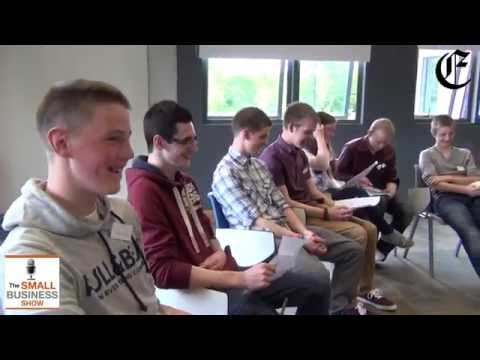 VIDEO: Business bootcamp at UL's Nexus Centre