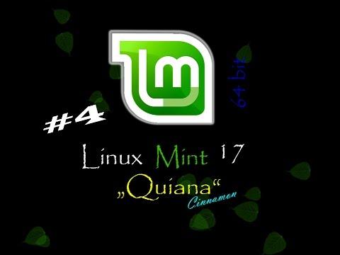 Linux Mint 17 Qiana Mate - YouTube