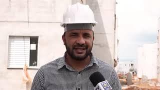 Fiscalização: Paulo Renato visita obras do Cachoeirinha
