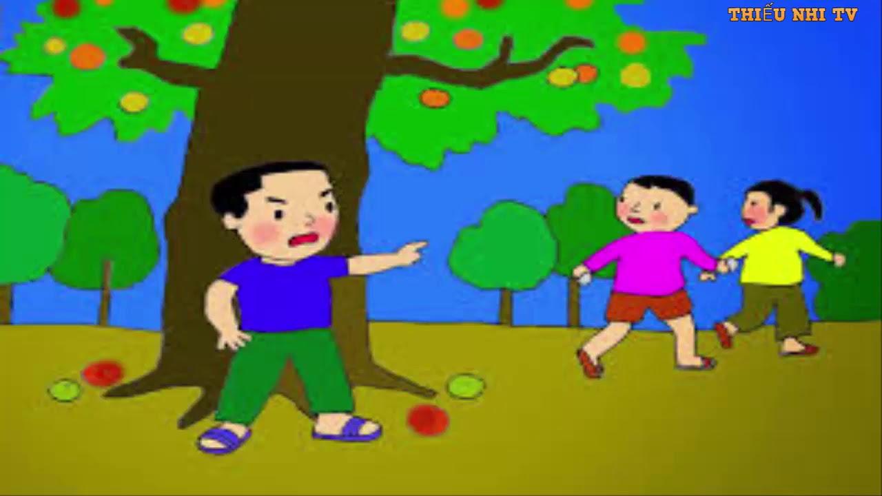 Truyện cây táo thần – Truyen cay tao than – Thiếu nhi TV