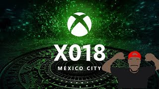 Inside Xbox: X018  Special Presentation Live Reaction