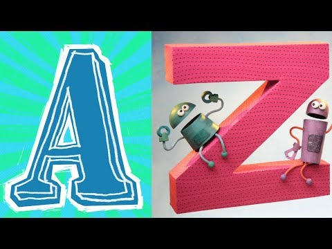 StoryBots | Learn The Alphabet from A to Z With Music | Learning Songs for Children