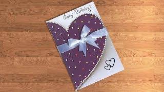 Handmade Birthday card/ Pop up card