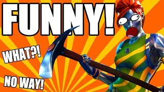 PICKAXE ONLY GONE WRONG! HILARIOUS!