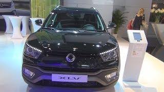 Ssangyong Xlv Sapphire 1.6 E Xgi 160 128 Hp (2018) Exterior And Interior