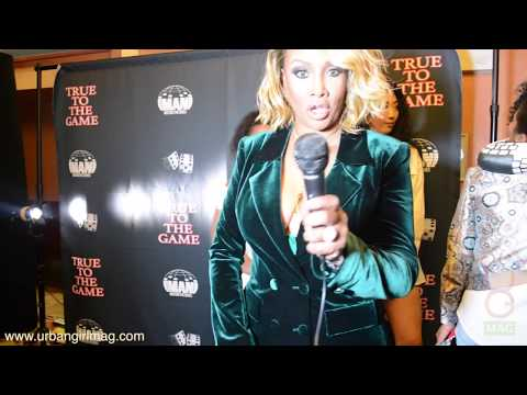 True to the Game NYC premiere Pt. 2