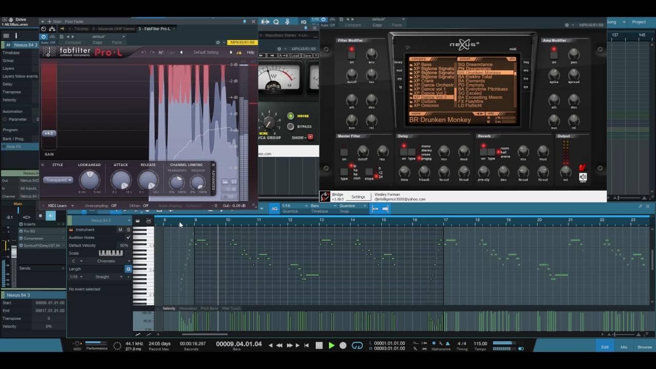 Nexus Sound Banks - goodsiteelectronics