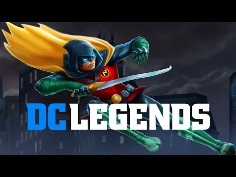 DC Legends gameplay 2016: 5 stars CHEETAH UP and piece of PVP