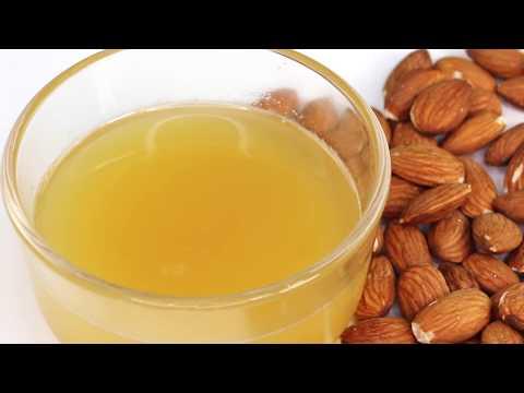 Como Hacer aceite de Almendras en Casa💕Cabello y piel perfecta |#5  Fashionbycarol