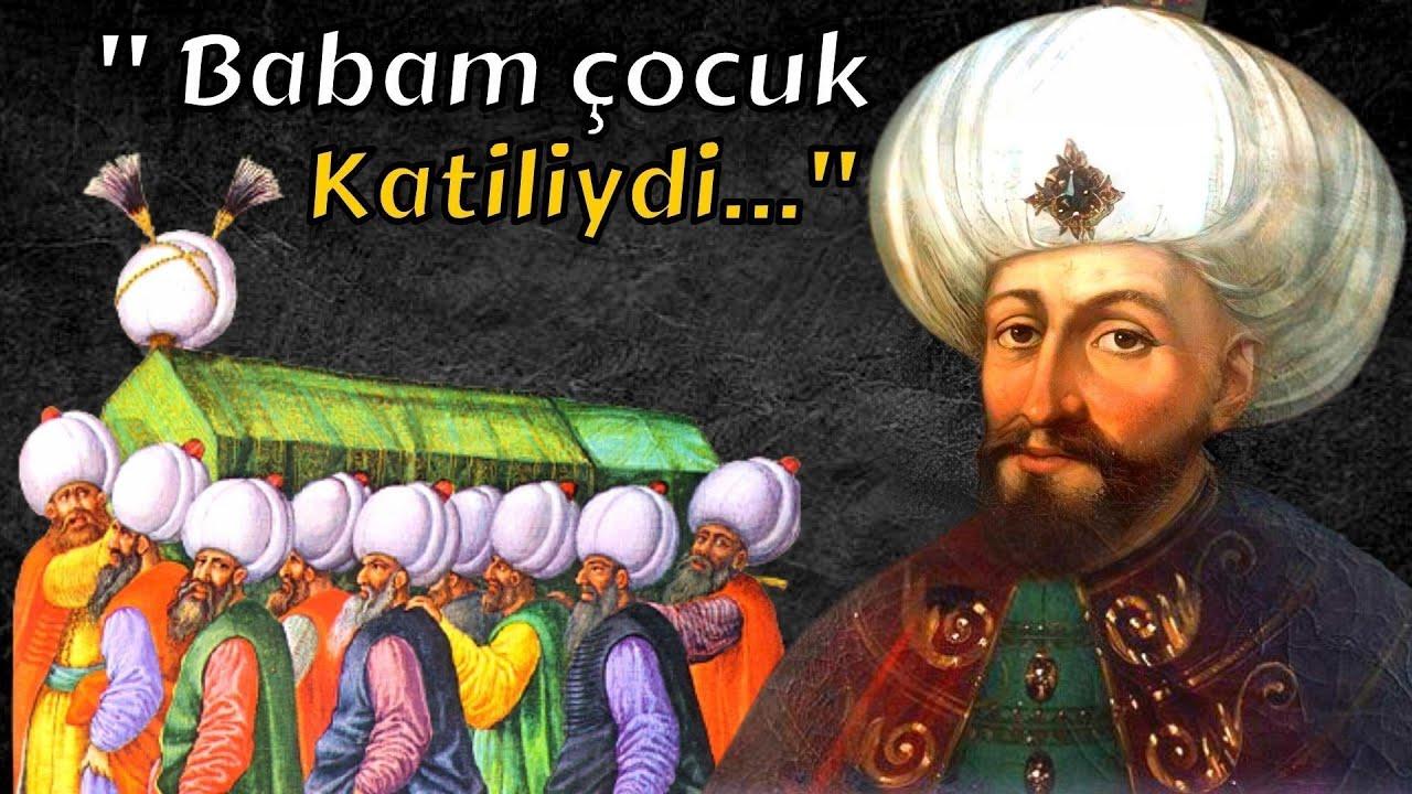Oğlunun Bile Cenazesine Gitmediği Osmanlı Padişahı