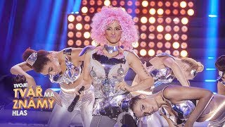 Kateřina Marie Fialová jako Nicki  Minaj