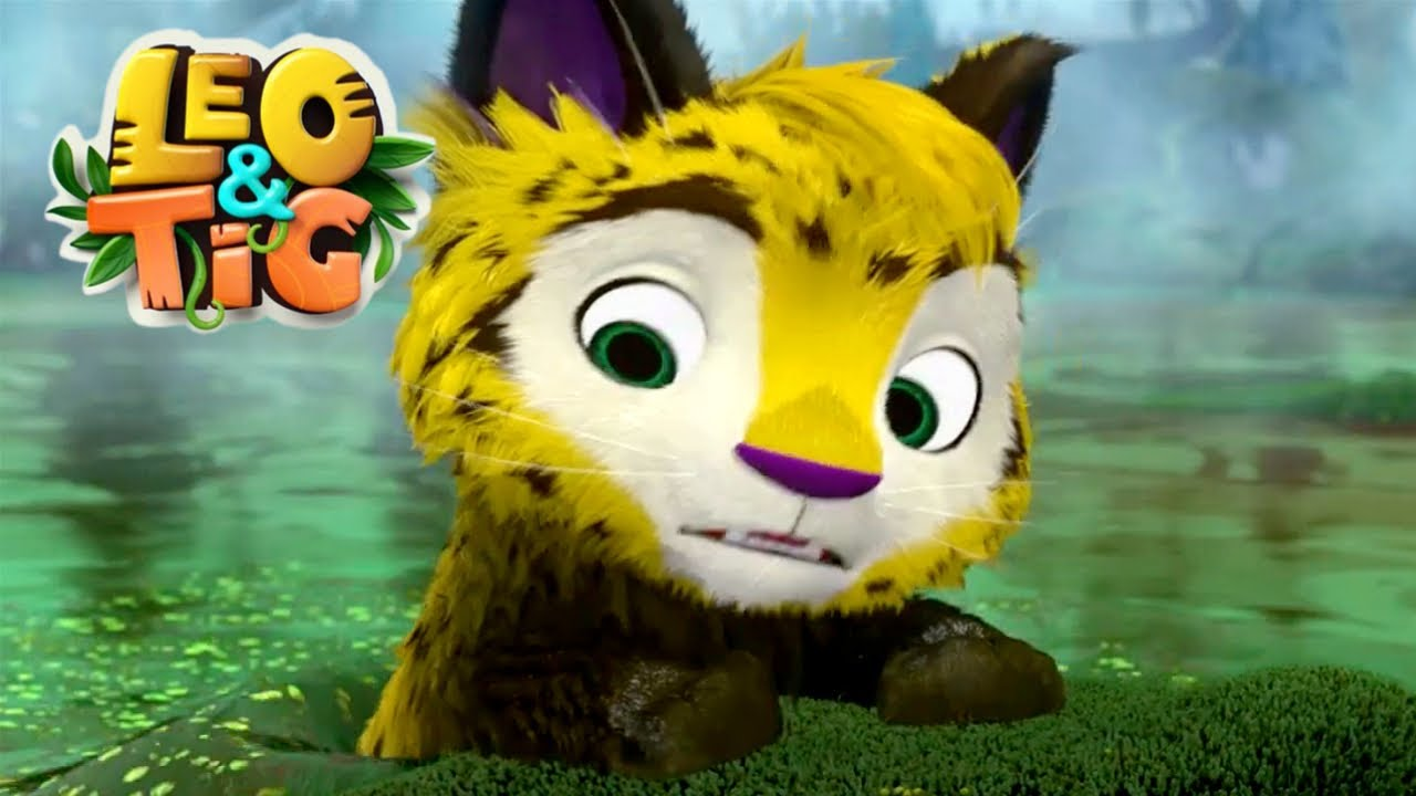 Leo and Tig 🦁 The Unexpected  - New animated movie - Kedoo ToonsTV