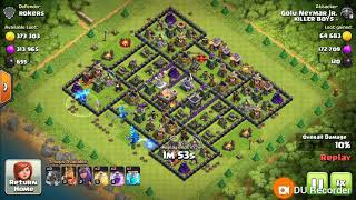 Th 11 destroyed by Electro dragon