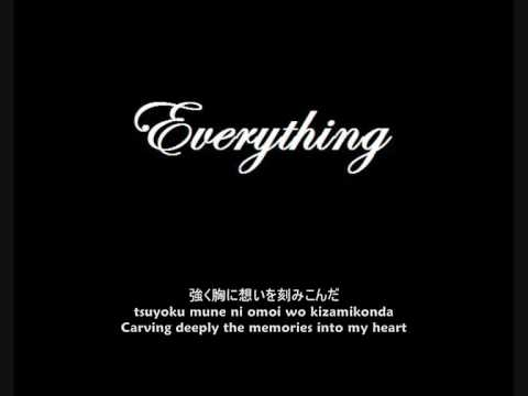 [Vocal rendition] Everything - Arashi