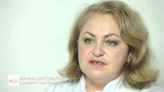 О диабете и тромбофилии